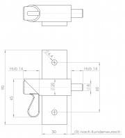 Federriegel | L. 2143
