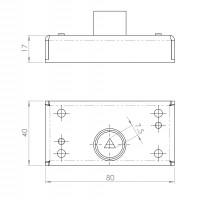 Schloss für Container | L. 6216